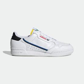 【公式】アディダス adidas コンチネンタル 80 / Continental 80 オリジナルス レディース メンズ シューズ スニーカー 白 ホワイト FY2365 ローカット p1030