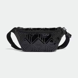 【公式】アディダス adidas ウエストバッグ オリジナルス レディース メンズ アクセサリー バッグ ウエストバッグ 黒 ブラック GD2608 ウエストポーチ ボディバッグ
