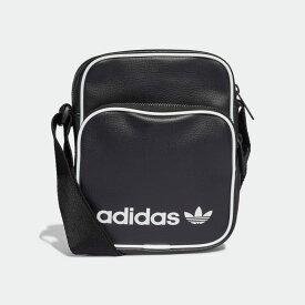 【公式】アディダス adidas ビンテージ ミニバッグ オリジナルス レディース メンズ アクセサリー バッグ 黒 ブラック GD4782