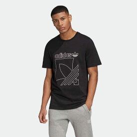 【公式】アディダス adidas SPRT Tシャツ オリジナルス メンズ ウェア トップス Tシャツ 黒 ブラック GD5837 半袖