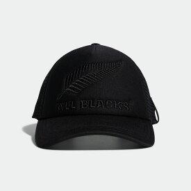 【公式】アディダス adidas ラグビー オールブラックス キャップ / All Blacks Cap メンズ アクセサリー 帽子 キャップ 黒 ブラック GD9052