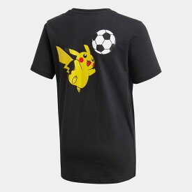 【公式】アディダス adidas ポケモン 半袖Tシャツ / Pokemon Tee キッズ ボーイズ ウェア トップス Tシャツ GE0775