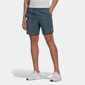 【公式】アディダス adidas ID ショーツ / ID Shorts アスレティクス メンズ ウェア ボトムス ハーフパンツ 青 ブルー GP9742