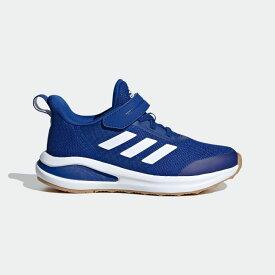 【公式】アディダス adidas ランニング フォルタラン ランニング 2020 / FortaRun Running 2020 キッズ シューズ スポーツシューズ 青 ブルー FX0225 ランニングシューズ スパイクレス