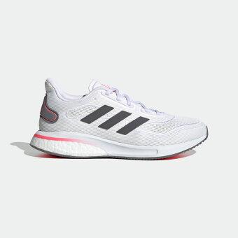 【公式】アディダス adidas ランニング Supernova レディース シューズ スポーツシューズ 白 ホワイト FV6020 スパイクレス ランニングシューズ