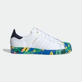 【公式】アディダス adidas スーパースター / Superstar オリジナルス レディース シューズ スニーカー 白 ホワイト FW2526 ローカット