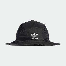 【公式】アディダス adidas フューチャー ブーニーハット オリジナルス レディース メンズ アクセサリー 帽子 バケツ帽 黒 ブラック GD4448 p1030