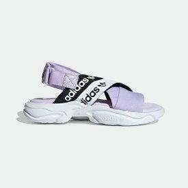 【公式】アディダス adidas Magmur サンダル / Magmur Sandals オリジナルス レディース メンズ シューズ サンダル 紫 パープル EF5849