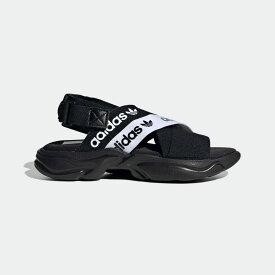 【公式】アディダス adidas Magmur サンダル / Magmur Sandals オリジナルス レディース メンズ シューズ サンダル 黒 ブラック EF5850