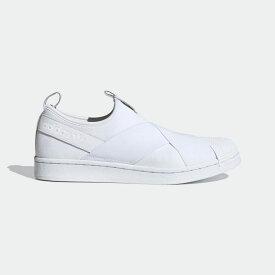 【公式】アディダス adidas SS スリッポン / SS Slip-On オリジナルス レディース メンズ シューズ スニーカー スリッポン 白 ホワイト FW7052 ローカット p0122