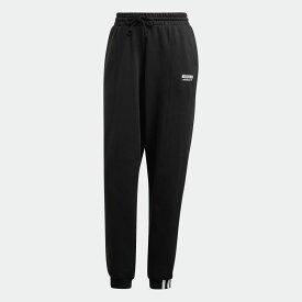 【公式】アディダス adidas R.Y.V. パンツ オリジナルス レディース ウェア ボトムス パンツ 黒 ブラック GD3092