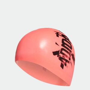 【公式】アディダス adidas シリコン スイムキャップ / Silicone Swim Cap レディース メンズ 水泳 アクセサリー 水着 水泳帽 FT8413 p0802