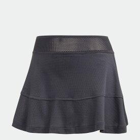 【公式】アディダス adidas テニス テニス マッチ スカート HEAT. RDY / TENNIS MATCH SKIRT HEAT. RDY レディース ウェア ボトムス スカート 黒 ブラック FU0893