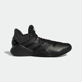 【公式】アディダス adidas バスケットボール ハーデン ステップバック / Harden Stepback レディース メンズ シューズ スポーツシューズ 黒 ブラック FW8487 スパイクレス バッシュ