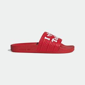 【公式】アディダス adidas アディレッタ サンダル / Adilette Slides メンズ オリジナルス シューズ サンダル H67739 p0810
