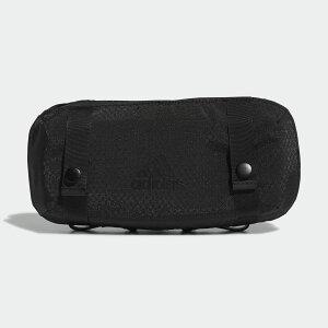 【公式】アディダス adidas ゴルフ テック モールドポーチ 【ゴルフ】 レディース メンズ アクセサリー バッグ ポーチ 黒 ブラック GD8457 ショルダーバッグ