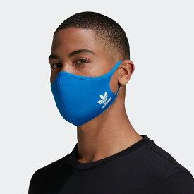 全品送料無料! 03/04 20:00〜03/11 09:59 【公式】アディダス adidas フェイスカバー 3枚組(M/L)/ FACE COVERS M/L 3-PACK adidas レディース メンズ アクセサリー その他アクセサリー 青 ブルー H32391