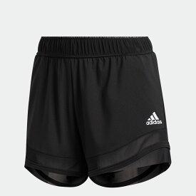 【公式】アディダス adidas ジム・トレーニング HEAT. RDY トレーニングショーツ / HEAT. RDY Training Shorts レディース ウェア ボトムス ショートパンツ 黒 ブラック FT7008 p0122