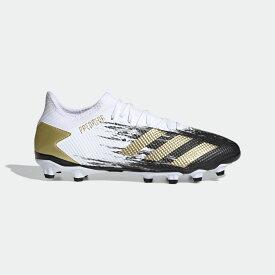 【公式】アディダス adidas サッカー プレデター 20.3 L HG/AG / 土・人工芝用 / Predator 20.3 L HG/AG Boots メンズ シューズ スパイク 白 ホワイト FW9781 サッカースパイク p1126