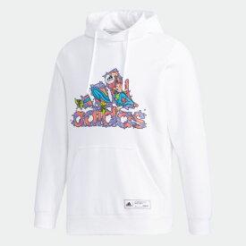 【公式】アディダス adidas 東京 パーカー / Tokyo Hoodie アスレティクス メンズ ウェア トップス パーカー スウェット 白 ホワイト GK2960 トレーナー p1030