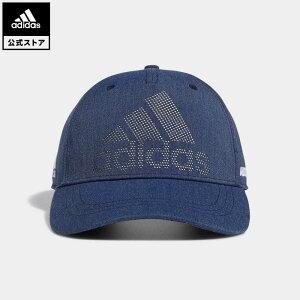 【公式】アディダス adidas 返品可 ゴルフ ドットロゴキャップ / Laser Logo Cap メンズ アクセサリー 帽子 キャップ 青 ブルー GD8772