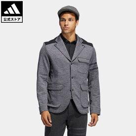【公式】アディダス adidas ゴルフ ADICROSS トラディショナル テーラードジャケット 【ゴルフ】/ Adicross Tailored Jacket メンズ ウェア アウター ジャケット 黒 ブラック GD9064 p1023 p0409