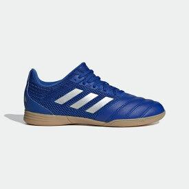 【公式】アディダス adidas サッカー コパ 20.3 サラ IN / インドア用 / Copa 20.3 Sala Indoor Boots キッズ シューズ スポーツシューズ 青 ブルー EH0906 スパイクレス p1126