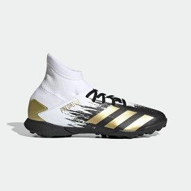【公式】アディダス adidas サッカー プレデター 20.3 TF / ターフ用 / Predator 20.3 Turf Boots キッズ シューズ スポーツシューズ 白 ホワイト FW9220 スパイクレス p1126