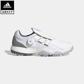【公式】アディダス adidas ゴルフ パワーラップ ボア 【ゴルフ】 / POWERWRAP BOA メンズ シューズ スポーツシューズ 白 ホワイト EG5302