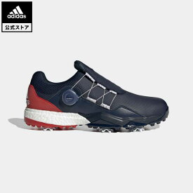 【公式】アディダス adidas ゴルフ パワーラップ ボア 【ゴルフ】 / POWERWRAP BOA メンズ シューズ スポーツシューズ 青 ブルー EG5304