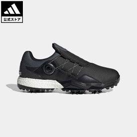 【公式】アディダス adidas 返品可 ゴルフ パワーラップ ボア / POWERWRAP BOA メンズ シューズ・靴 スポーツシューズ グレー EG5305 notp