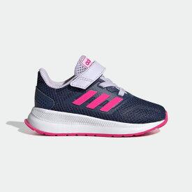 【公式】アディダス adidas ランニング ランファルコン / Run Falcon レディース メンズ シューズ スポーツシューズ 青 ブルー EG6154 スパイクレス ランニングシューズ