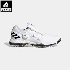 【公式】アディダス adidas ゴルフ ウィメンズ パワーラップ ボア 【ゴルフ】 / W POWERWRAP BOA レディース シューズ スポーツシューズ 白 ホワイト EG9721