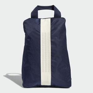 【公式】アディダス adidas ゴルフ ウィメンズ シューズケース 【ゴルフ】 レディース アクセサリー バッグ 青 ブルー GD8515 p1204