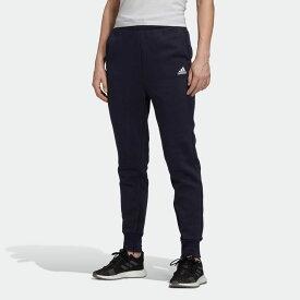 全品送料無料! 03/04 20:00〜03/11 09:59 【公式】アディダス adidas スタック ロゴ フリースパンツ / Stacked Logo Fleece Pants レディース ウェア ボトムス スウェット パンツ 青 ブルー FR5107 スウェット p0304