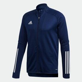 【公式】アディダス adidas サッカー Condivo 20 トレーニング ジャケット / Condivo 20 Training Jacket メンズ ウェア アウター ジャケット ジャージ 青 ブルー FS7114 p1126