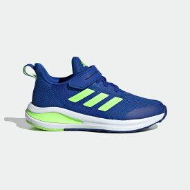 【公式】アディダス adidas ランニング フォルタラン ランニング 2020 / FortaRun Running 2020 キッズ シューズ スポーツシューズ 青 ブルー FW2580 スパイクレス ランニングシューズ