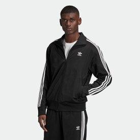 【公式】アディダス adidas ファイヤーバードトラックジャケット(ジャージ) オリジナルス レディース メンズ ウェア トップス ジャージ 黒 ブラック GF0213 dance