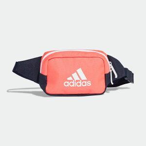 【公式】アディダス adidas ジム・トレーニング ウエストバッグ / Waist Bag レディース メンズ アクセサリー バッグ ウエストバッグ ピンク GG1013 ウエストポーチ ボディバッグ