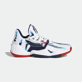 【公式】アディダス adidas バスケットボール ハーデン Vol. 4 / Harden Vol. 4 メンズ シューズ スポーツシューズ 白 ホワイト FY0842 スパイクレス バッシュ p1126