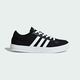 【公式】アディダス adidas スケートボーディング VS セット [VS Set Shoes] メンズ シューズ スニーカー 黒 ブラック AW3890 ローカット p1030