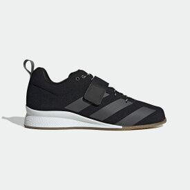 【公式】アディダス adidas ウェイトリフティング アディパワー ウエイトリフティング 2 / Adipower Weightlifting 2 メンズ シューズ スポーツシューズ 黒 ブラック FV6590 スパイクレス p0122