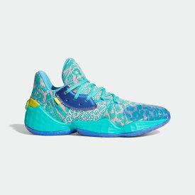 【公式】アディダス adidas バスケットボール ハーデン Vol.4 / Harden Vol. 4 メンズ シューズ スポーツシューズ 緑 グリーン FY0894 スパイクレス バッシュ p0122