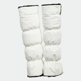 【公式】アディダス adidas ゴルフ ウィメンズ レッグウォーマー レディース アクセサリー その他アクセサリー 白 ホワイト GD8739