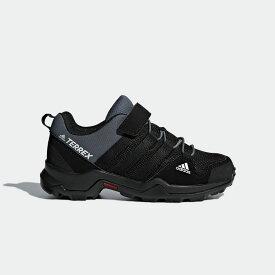 【公式】アディダス adidas アウトドア テレックス AX2R CF ハイキング / Terrex AX2R CF Hiking アディダス テレックス キッズ シューズ スポーツシューズ 黒 ブラック BB1930 スパイクレス p1126