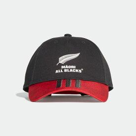 【公式】アディダス adidas ラグビー マオリ キャップ レディース メンズ アクセサリー 帽子 キャップ 黒 ブラック GH5011