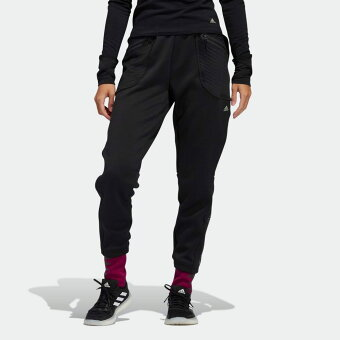 【公式】アディダス adidas プライム COLD. RDY パンツ / Prime COLD. RDY Pants アスレティクス レディース ウェア ボトムス パンツ 黒 ブラック FS2395