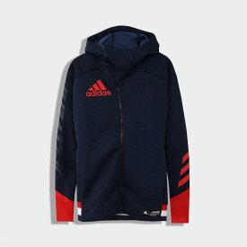 【公式】アディダス adidas 野球 5T WSTP ニットジャケット / Five Tool WSTP Knit Jacket メンズ ウェア アウター ジャケット 青 ブルー FS3754 p1030