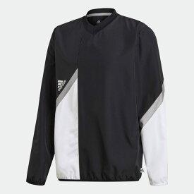 【公式】アディダス adidas サッカー TANGO ウーブン スウェットシャツ / TANGO Woven Sweatshirt メンズ ウェア トップス スウェット 黒 ブラック FS5038 p1126