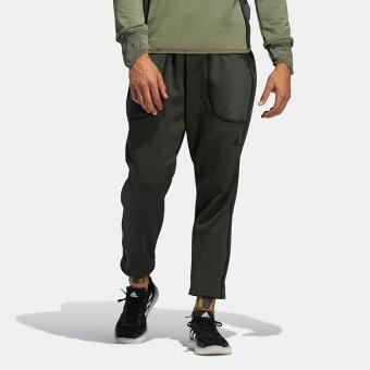 【公式】アディダス adidas アスレチックス プライム COLD. RDYパンツ / Athletics Prime COLD. RDY Pants アスレティクス メンズ ウェア ボトムス パンツ 緑 グリーン GD8454